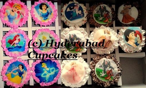 Edible Photo Cupcake/Cake Pictures
