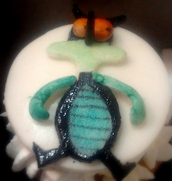 Oggy & the Cockroaches CupCakes!